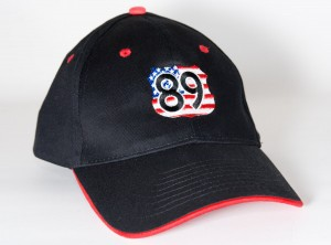 Highway 89 ballcap, adult